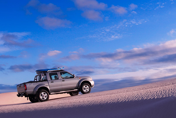 Toyota 4×4 Sandhills